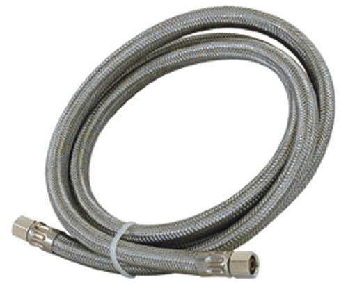 (Eastman 48392 Ice Maker Connector, 1/4-Inch Comp X 1/4-Inch Comp)