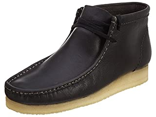 Clarks Wallabee Boot Men's Style: 26125542-Charcoal (B01MUA9TXX) | Amazon price tracker / tracking, Amazon price history charts, Amazon price watches, Amazon price drop alerts