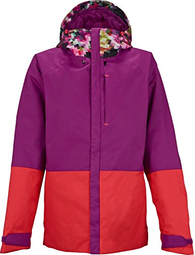 burton-radar-womens-insulated-snowboard-jacket-medium-pixel-floral-grapeseed-tropic