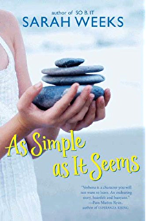 So b it ebook sarah weeks amazon kindle store as simple as it seems laura geringer books paperback fandeluxe Document