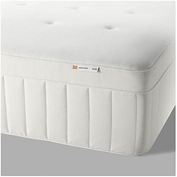 Amazon Com Ikea Hesstun Spring Mattress Full Size Firm White