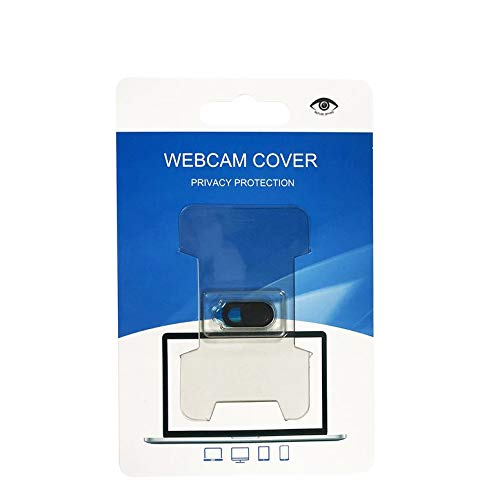 ArgoBa 3PCS Set Oval Shape Webcam Cover Shutter Magnet Slider Plastic Camera Cover para Web Laptop para PC Tablet Privacidad