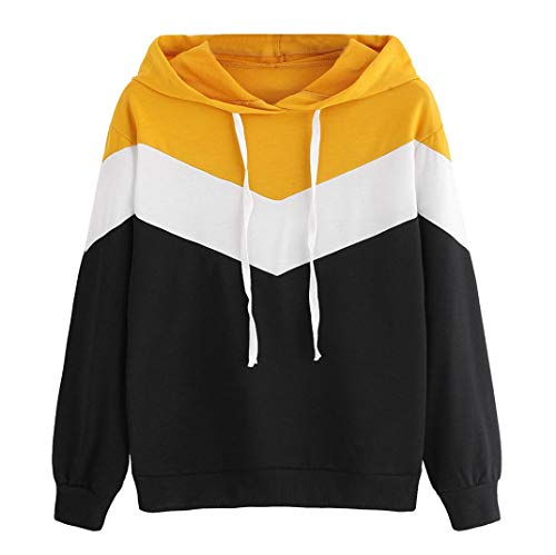 Hemlock Panda Hoodies Sweater, Junior Teen Girls Sweatshirt Panda Pullovers Jumper Tops Blouse (S, Black1)