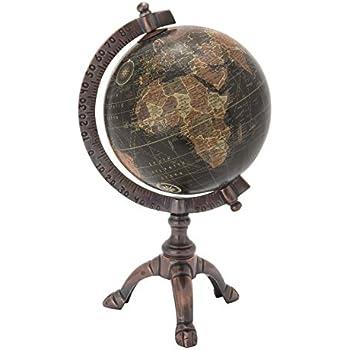 Deco 79 24493 Metal PVC Globe