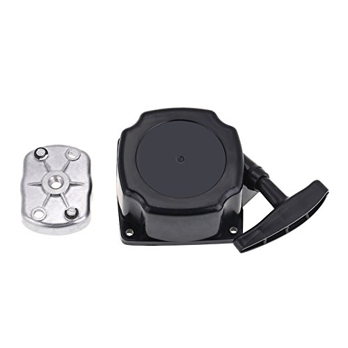 GLOGLOW Lawn Mower Recoil Starter Pull Starter Assembly for 520 430 Brush Cutter Strimmer Lawnmower Scooter
