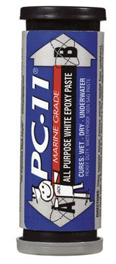 Marine Paste Epoxy (PC Products PC-11 PC-11 White Epoxy Paste)