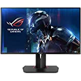 """ASUS ROG Swift PG278QR 27"""" 2560x1440 1ms 165Hz G-SYNC Eye Care Gaming Monitor with DisplayPort and HDMI Ports"""