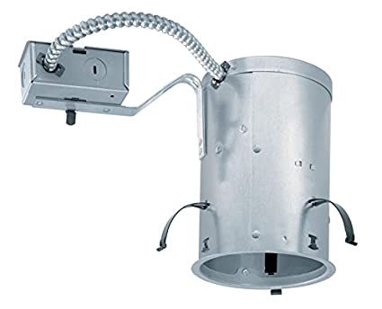 Juno Lighting IC20R 5-Inch IC Rated Remodel Universal Housing  sc 1 st  Amazon.com & Juno Lighting IC20R 5-Inch IC Rated Remodel Universal Housing ...