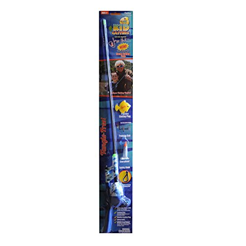 Kid Casters Jimmy Houston Boys No Tangle Fishing Rod