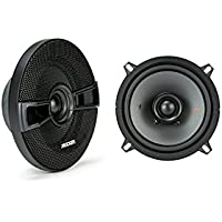 Kicker KSC504 KSC50 5.25 Coax Speakers with .75 tweeters 4-Ohm