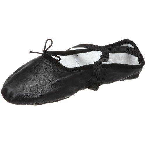 Bloch Dance Womens Prolite II Leather Ballet Slipper Black