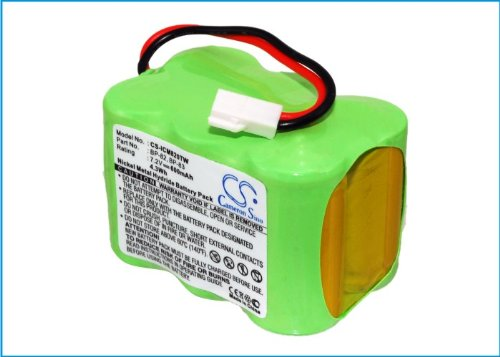 CS Cameron Sino 600mAh Battery for ICOM IC-2SAT CS-ICM820TW~6