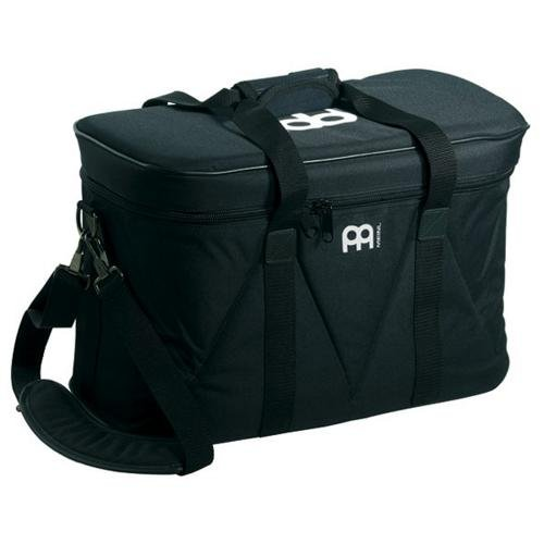 Black Bongo - Meinl Percussion MBB Professional Bongo Bag, Black
