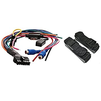 amazon com bazooka ela harness replacement ela hp awk st8 rh amazon com Bazooka Wiring- Diagram Bazooka RS Wiring -Diagram