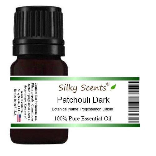 Patchouli Dark Essential Oil (Pogostemon Cablin) 100% Pure Therapeutic Grade - 15 (Patchouli Dark Essential Oil)