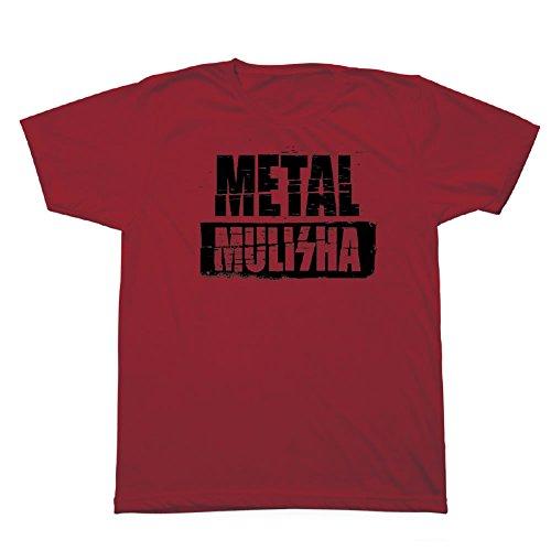 Metal Mulisha Mens Squad Short-Sleeve Shirts