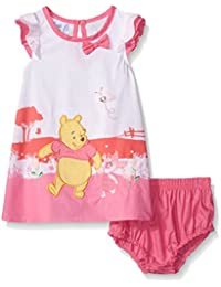 Disney Winnie The Pooh Dress with Rayon and Panty