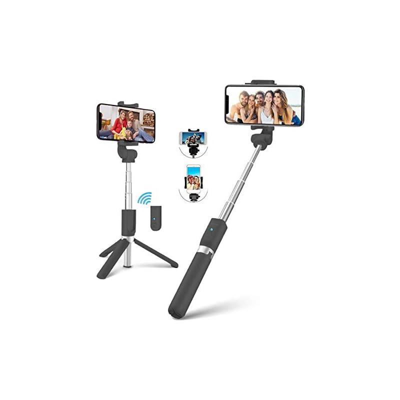 Selfie Stick Tripod, Marrrch Bluetooth S