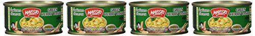 (Maesri Thai Green Curry Paste - 4 Oz (Pack of 4))