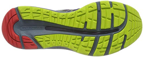 peacoat 20 400 Lime Neon Asics Homme Chaussures cumulus Gel G Violet tx Running De rose qHv4EH