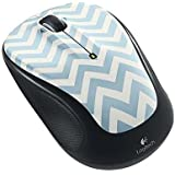 Logitech M325 Mouse Zany Blue FD ONLY (910-004378)