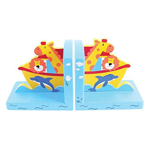 Bigjigs Toys Buchstützen (Arche Noah)