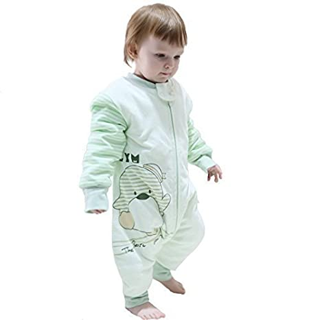 EWEMALL Saco de dormir cálido para bebé, invierno 3-4 años: Amazon.es: Bebé