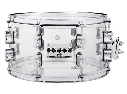Chad Drum Smith - Pacific Snare Drum PDSN0713SSCS