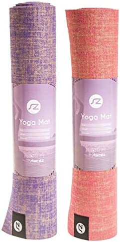 Sternitz 2 Pack - Esterilla de Yoga ó Pilates Antiresbalante ...