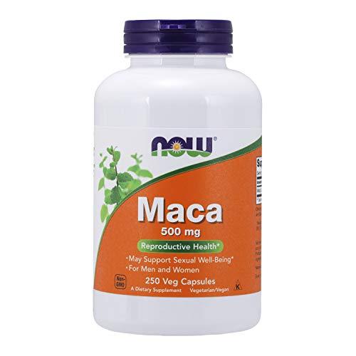 MACA 500mg - 250 veg caps