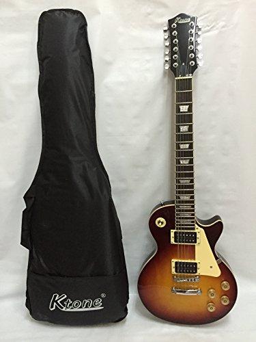12 String Electric Guitar Cherryburst, Free Gig Bag