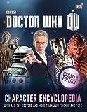 Doctor Who Character Encyclopedia 2014