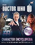 img - for Doctor Who Character Encyclopedia 2014 book / textbook / text book