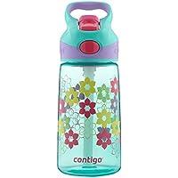 Contigo Autospout Straw Striker Kids Water Bottle 14oz