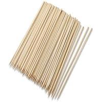 Royals Bamboo Skewers/Kabab/Burger/Barbecue Sticks