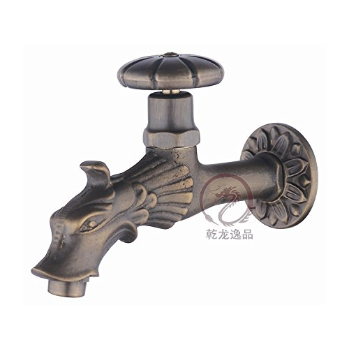 Furesnts Modern home kitchen and bathroom faucet Animal art long-Faucets, Faucets Faucets lavatory Faucets copper,(Standard G 1/2 universal hose ports) by Furesnts Faucet