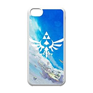iphone5c phone cases White The Legend of Zelda cell phone cases Beautiful gifts YWRD4663579