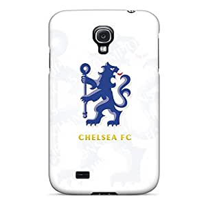 Tpu Deeck Shockproof Scratcheproof Chelsea Fc Hard Case Cover For Galaxy S4
