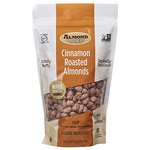 - Almond Brothers Cinnamon Roasted Almonds