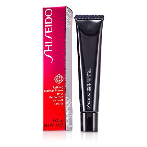 SHISEIDO by Shiseido Refining Makeup Primer Base SPF 15 --30ml/1.1oz for WOMEN ---(Package Of 2)