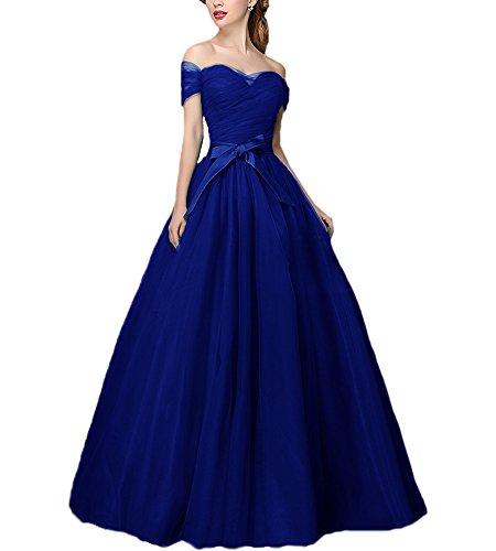 Vnaix -  Vestito  - Donna Blu reale 44