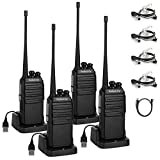 Best Walkie Talkies - Radioddity GA-2S Long Range Walkie Talkies UHF Two Review