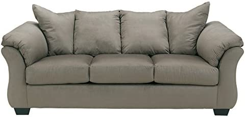 Merveilleux Ashley Furniture Signature Design   Darcy Sofa   Ultra Soft Upholstery    Contemporary   Cobblestone