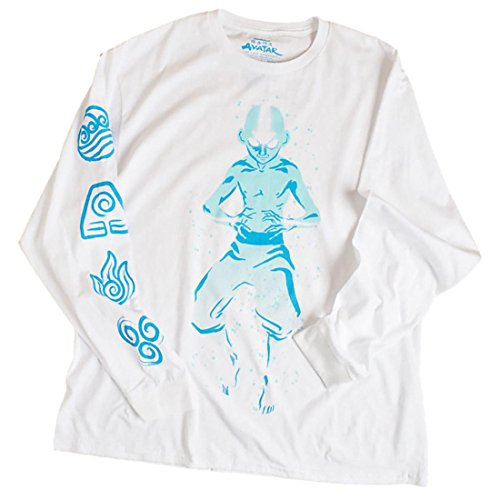 Loot Crate Avatar The Last Airbender Long Sleeve Shirt Exclsuive