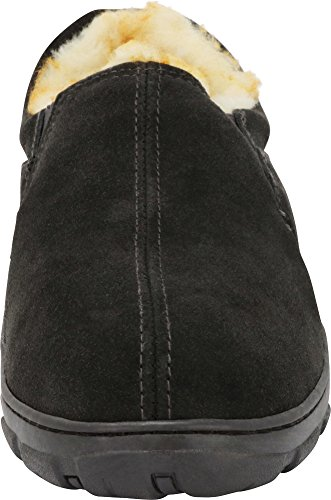 Cowhide Slippers Grey Conway Tamarac Charcoal zfZEqnx