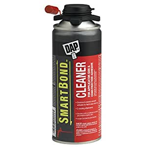 Dap 00044 Cleaner for Applicator Gun, 8 6-Ounce, Paint