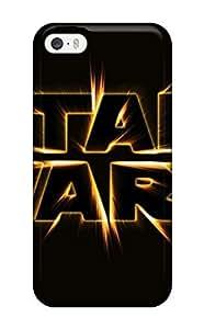 New Premium Flip Star Wars Logo Skin Case For Htc One M9 Cover