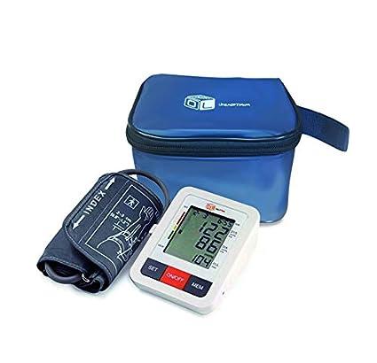 Tensiómetro de brazo digital Línea Optimum PG-800B31 con funda incluida