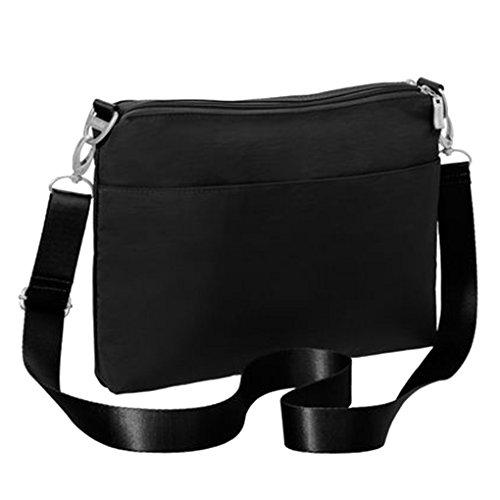 Travel Key Purse RFID Wristlet Tablet Light Baggallini Charcoal Bundle Bag Chin Cqx5wTFT