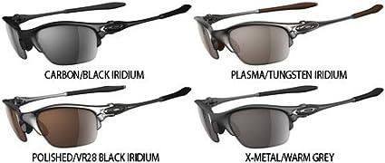 amazon com oakley half x men s active lifestyle x metal racewear rh amazon com